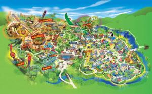 Disney World Map Pdf