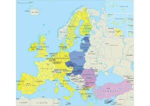 Map Of Europe And Asia 1 pdf