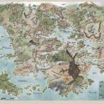 D&D 5e World Map