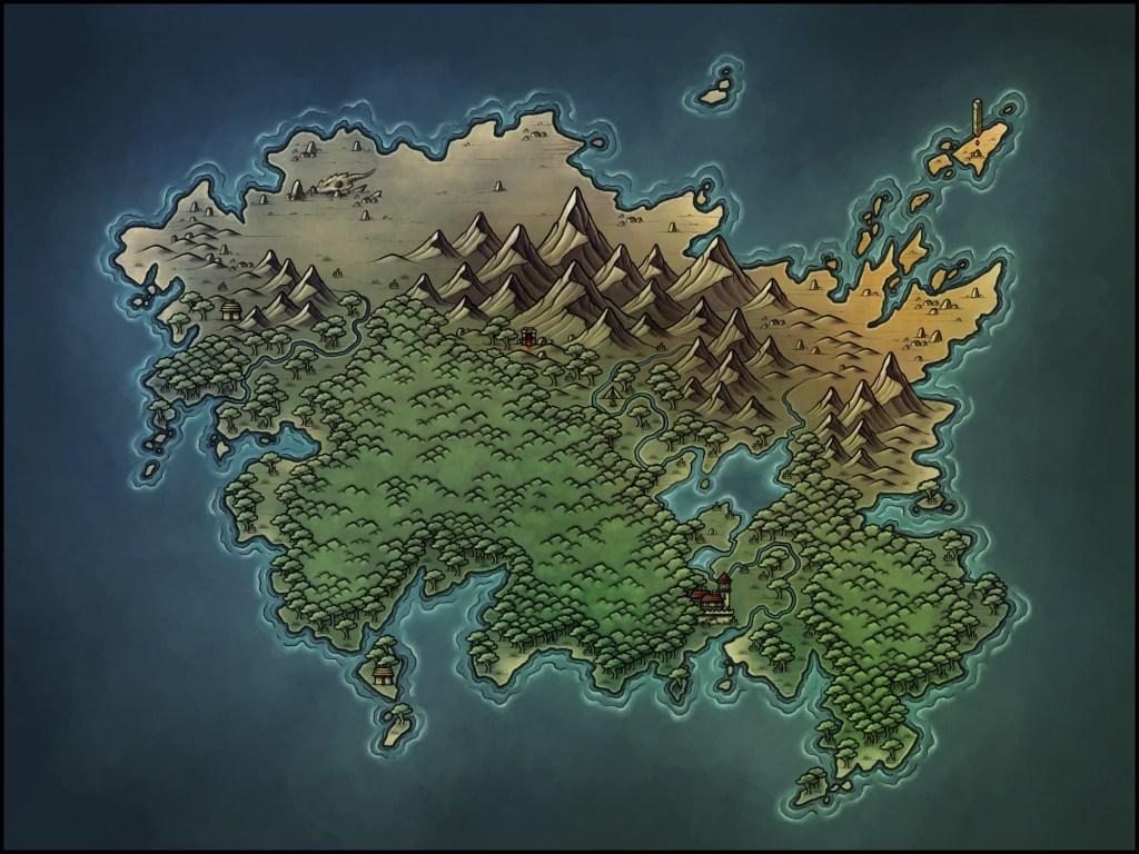 D&D World Map Creator