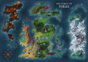 D&D World Maps