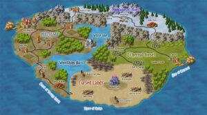 DND World Maps Printable
