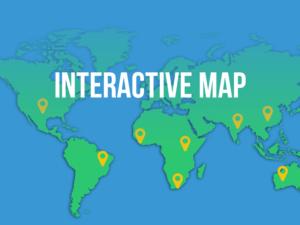 Interactive World Map