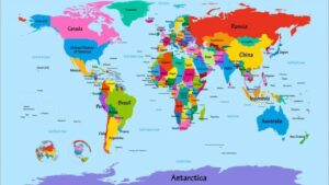 World Interactive Maps Download